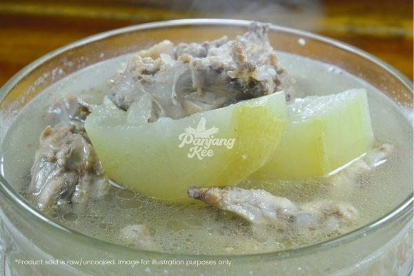 Fresh Chicken Carcass / Tulang Ayam Segar