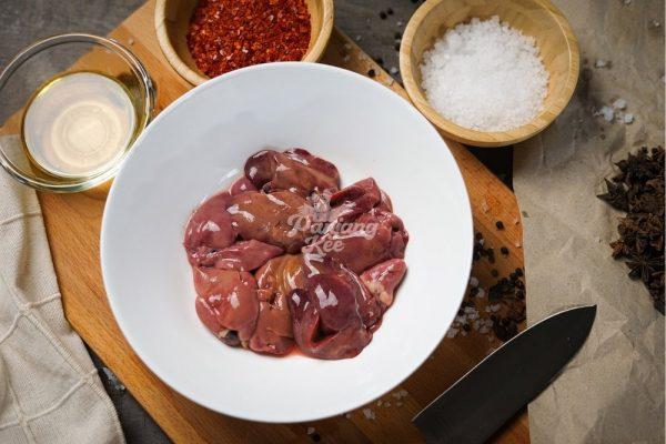 Fresh Chicken Liver / Hati Ayam