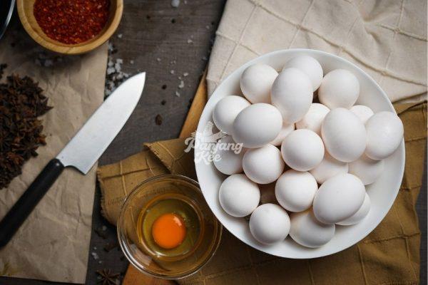 MaCao Pearl Eggs Free Range Eggs