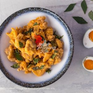 Salted Duck Egg / Telur Masin Itik