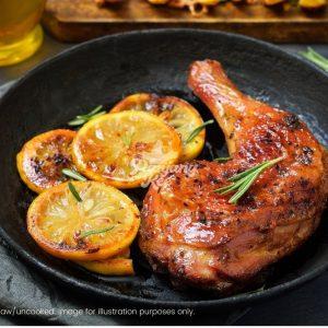 Fresh Chicken Whole Leg Quarter / Paha Ayam Segar